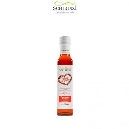 Kiss of Judas - Hot chili pepper Oil 0,25 L