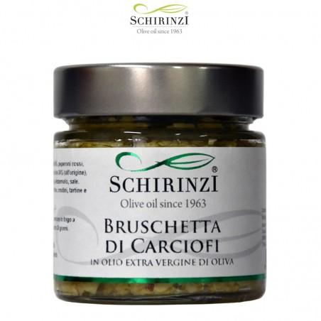 Artichoke bruschetta 190 gr.
