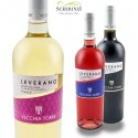 Red Wine DOP Leverano bottle 0.75 L Salento