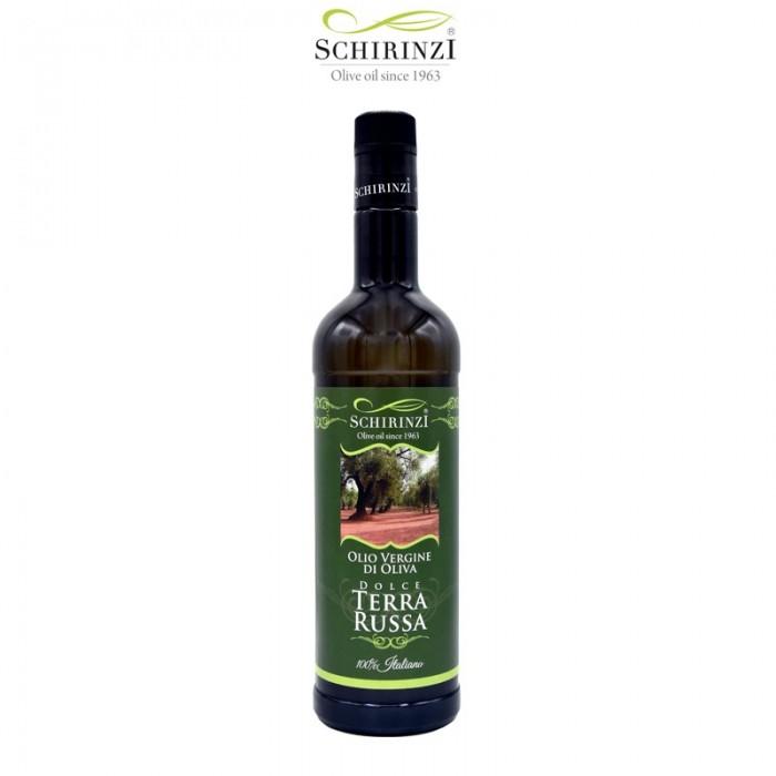 Bottiglia 0,75 L Olio Vergine di oliva Dolce Terra Russa