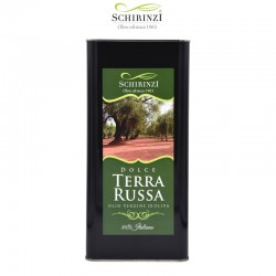Can 5 L Virgin Olive Oil Dolce Terra Russa