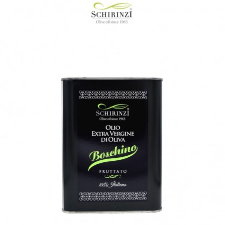 Can 2 L Unfiltered Boschino Extra Virgin Olive Oil