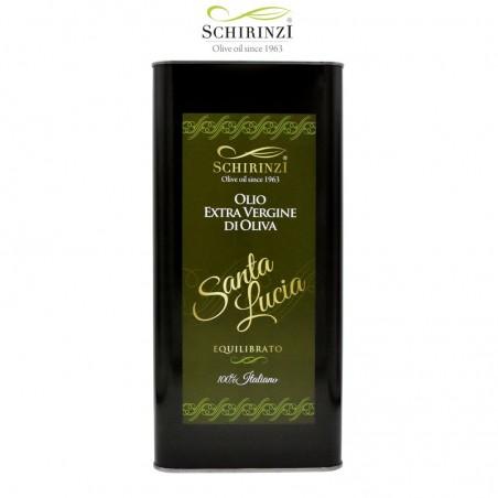 Can 5 L Extra Virgin Olive Oil Saint Lucia balanced