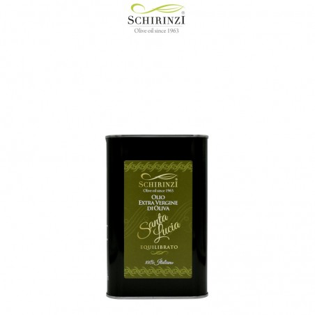 Dose 2 L Santa Lucia Natives Olivenöl extra ausgeglichen