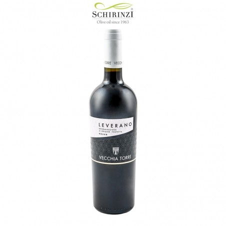 Vino Rosso DOP Leverano bottiglia 0,75 L