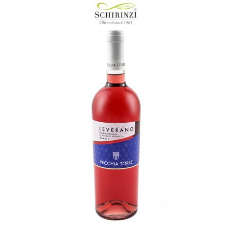 Rosè Wine DOP Leverano bottle 0.75 L