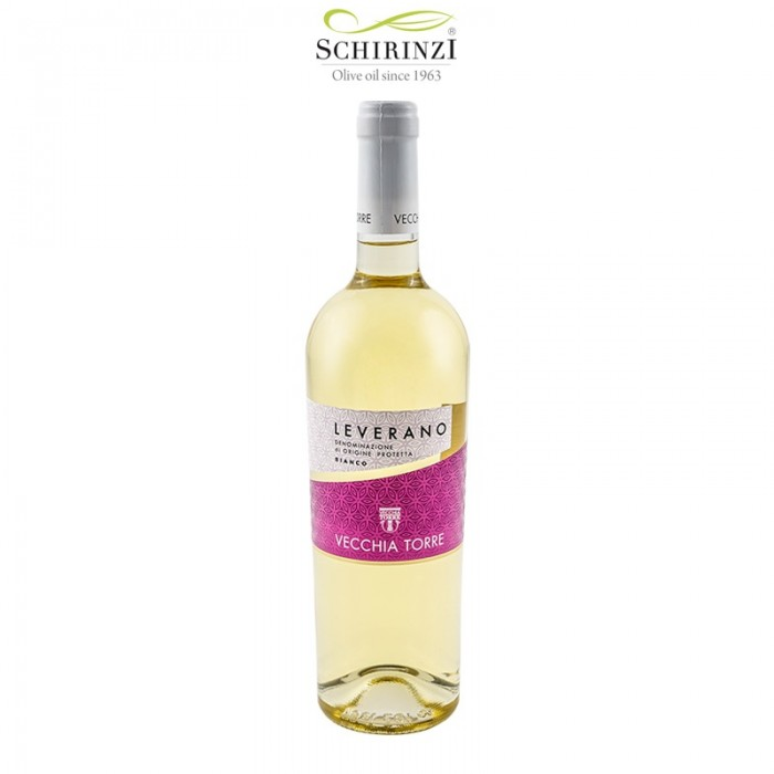 White Wine DOP Leverano bottle 0.75 L Salento