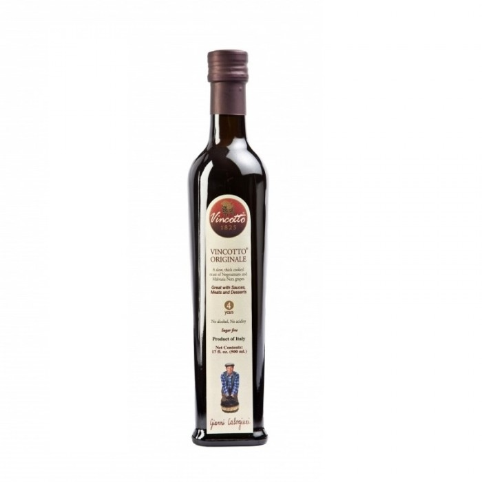 Original traditional Vincotto from Salento 0.50 L