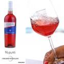 Rosè Wine DOP Leverano bottle 0.75 L Salento