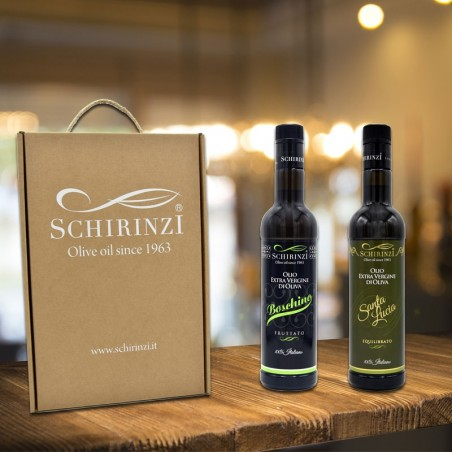 Schirinzi oils in gift box