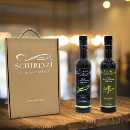 Schirinzi-Öle in Geschenkbox