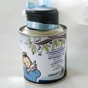 Il mio Battesimo - bomboniera o segnaposto da battesimo con olio extravergine di oliva