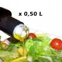 Flasche 0,50 L Santa Lucia Natives Olivenöl extra ausgeglichen