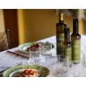 Bottiglia 0,75 L Olio Extravergine Santa Lucia equilibrato