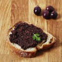 Pate Celline black olives of Salento 220 gr.
