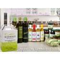 Kit Do it Yourself pack extra virgin olive oil and taste typical products of Salento