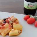 Schwarze Oliven Celline in Salzlake 500 gr